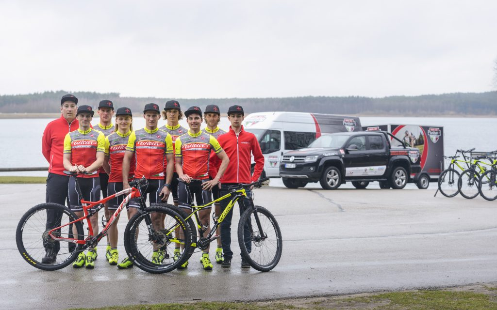 Team WILIER/FORCE Germany 2017